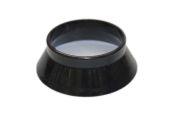 82mm Weathering Apron (black)