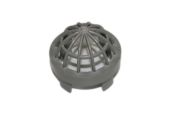 82mm Vent Terminal (solvent grey)