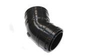 135 Degree Bend 82mm (terr black)
