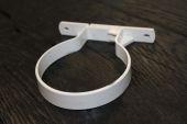 Pipe Bracket 110mm (terr white)