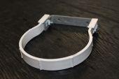 Adustable Bracket 110mm (terr white)