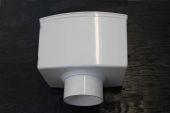 Rainwater Head 110mm (terr white)