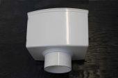 Rainwater Head 110mm (terr white)