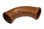 87.5 Degree Double Socket Bend (long radius)