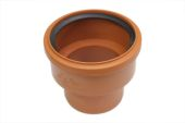 Thick Clay Pipe Adaptor (polypropylene)
