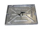 Gas & Water Tight Recessed Manhole Cover