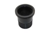 82mm Drain Connector (black)