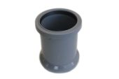 82mm Double Socket Connector (grey)