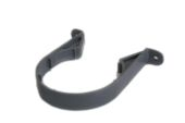 82mm Standard Pipe Clip (grey)