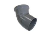 82mm x 135 Deg Offset Bend (grey)