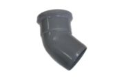 82mm x 135 Deg Offset Bend (grey)
