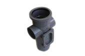 82mm Access Pipe (grey)