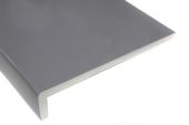 Pack of 2 x 175mm Capping Fascia Boards (hazy grey)