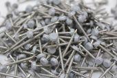 40mm Polypins (hazy grey)