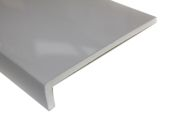 Pack of 2 x 225mm Capping Fascia Boards (light grey)