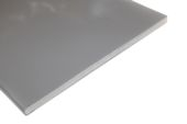 Pack of 2 x 150mm Flat Soffits (light  grey)
