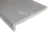 Pack of 2 x 250mm Maxi Fascia Boards (light grey)