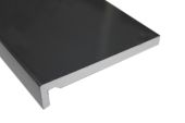 250mm Maxi Fascia Board (Anthracite Grey 7016 Gloss)