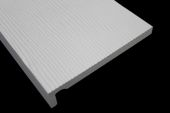 Pack of 2 x 225mm M-Boss Fascias (white)