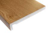1 x 400mm Maxi Fascia Board (irish oak)