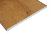 225mm Flat Soffit (irish oak)