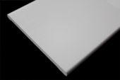 95mm x 6mm Flat Back Architrave (white woodgrain)