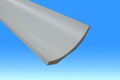 80mm Round Coving (external)