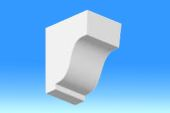 Dentil Moulding (No 2)