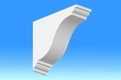 Dentil Moulding (No 4)