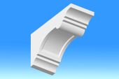 Dentil Moulding (No 5)