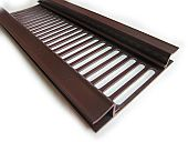 Refurbishment Vent Strip (brown)
