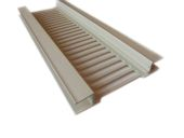 Refurbishment Vent Strip (cream)