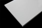 300mm x 9mm Flat Board (white woodgrain)