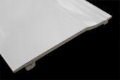 150mm Single Shiplap Cladding Panel (white)