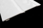 300mm Double Shiplap Cladding Panel (white)