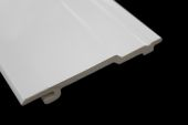 100mm Open V Cladding Panel (white)