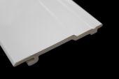 100mm Open V Cladding Panel (white)