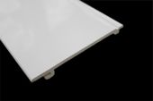 125mm Feather Edge Cladding Panel (white)