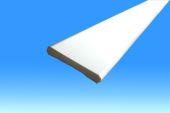 30mm x 6mm D Section
