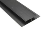 Soffit Trim (black gloss)