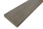 3600mm Decking Plank (Smoked Oak)