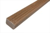 3200mm Square Step Edge (Coppered Oak)