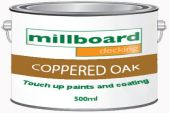 500ml Touch Up Paint (coppered Oak)