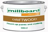 500ml Touch Up Paint (Driftwood/Smoked Oak)