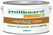 500ml Touch Up Paint (Vintage Oak)