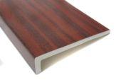 225mm Capping Fascia Board (mahogany)
