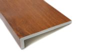 225mm Capping Fascia Board (golden oak)