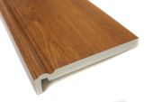 225mm Ogee Maxi Fascia (golden oak)