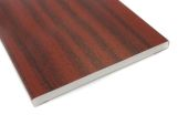 225mm Flat Soffit (mahogany)