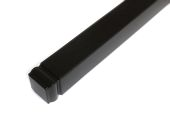 External Double Ended Ogee Corner (black ash)